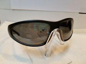 Wiley X Romer ll Silver Mirror Polarized Sporty Sunglasses (NEW) Wrap Style