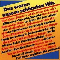 Das waren unsere schönsten Hits (16 tracks) Bill Ramsey, Ricky King, Vico.. [CD]