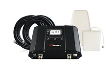 Hiboost F20g-5s-lcd Home 15k LCD Cell Phone Signal Booster Kit Boost Mobile Ph