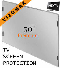 49-50 inch TV Screen Protector.Damage Protection Cover LCD LED OLED QLED 4K HDTV