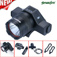 XML T6 LED Bicycle Bike Light Front Cycling USB Rechargeable Light Head lamp