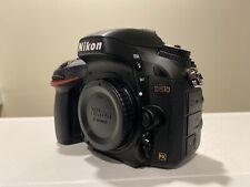Nikon D610 24.3MP Digital SLR Camera - Black - Full Frame (Body Only)
