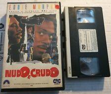 VHS - NUDO E CRUDO di Robert Townsend [CIC]