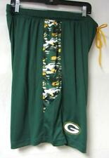 Green Bay Packers Mens Size X-Large Camo Accent Shorts C1 1272