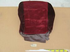NOS OEM Drivers Seat Cushion Cover RED 87370-19P02 For 1985-1986 Nissan 300ZX
