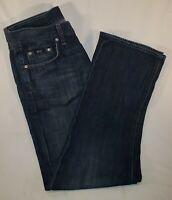 Hugo Boss Black Label Men's Jeans Size 31x31 Straight Fit Blue