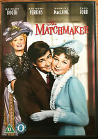 The Machmaker DVD 1958 Película Clásica con / Shirley Booth y Anthony Perkins