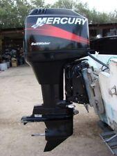 "2003 Mercury 90 HP Carbureted 2-Stroke 20"" Outboard Motor"