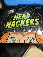 NEW Head Hackers Board Game - Reading Minds, Stealing Clues!