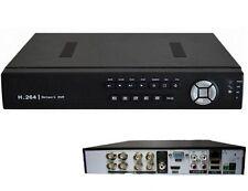 SDVR DVR NVR 8 CH VIDEOSORVEGLIANZA LAN WIFI HDMI VGA