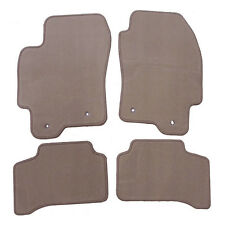 JAGUAR X-TYPE FLOOR MAT SET 2001-2003 Tan/Brown Mocha C2S39478AMB