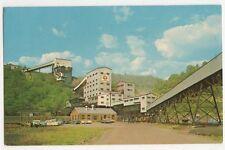 USA, MNodern Coal Mine near Morgantown W. Va. Postcard, B225