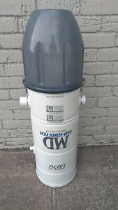 Flo-Master C650 Central Vacuum Main Unit White Unused 120V 15.8 Amp