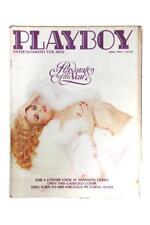 Playboy June 1982 / Shannon Tweed / Sugar Ray Leonard Interview