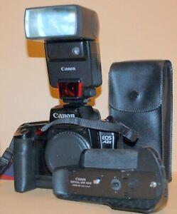 Canon EOS A2E (EOS 5) fotocamera 35mm pellicola in perfette condizioni. Testata.