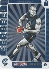 2015 Teamcoach Starwild SW-03 Chris Yarran Carlton