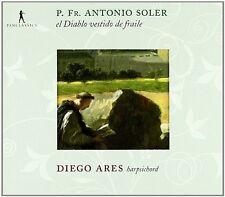 Diego Ares - El Diablo Vestido de Fraile -C [New CD]