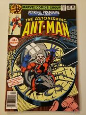 Marvel Premiere #47. April 1979. VF+ 8.5 or HIGHER! White Pages. New Ant Man.