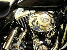 Harley-Davidson OEM NEW  Live to Ride Gold Air Cleaner Trim