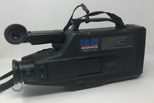 Magnavox VHS Movie Maker CVM320AV01 Camcorder Video Camera