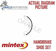 NEW MINTEX REAR PARKING BRAKE SHOE SET BRAKING SHOES GENUINE OE QUALITY MFR522