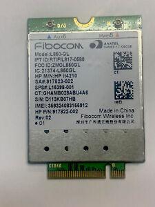 Oem HP Fibocom L850-GL WWAN HP IT4210 LTE/HSPA+ w/GPS M.2 L15398-002 917822-002