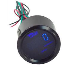52mm Drehzahlmesser LED Digitale Tachometer RPM Instrument Zusatz Instrumente