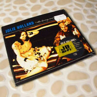 Jolie Holland - The Living And The Dead 2008 CD Sealed NEW Folk