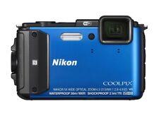 Nikon COOLPIX AW120 Digital Camera - Blue