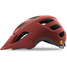 Giro Fixture Bike Helmet with MIPS - Women's (Matte Dark Red / Universal Size)