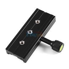QR-120 120mm Aluminum Screw Quick Release Clamp Adapter For Arca Swiss QR Plate