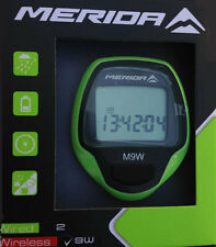 Merida Ciclo Computer Wireless M9w