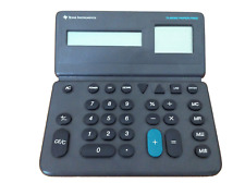 Texas Instruments ti-5038 II Paper free calculadora Calculator #80