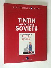 Les archives Tintin au pays des Soviets Hergé TRES BON ETAT