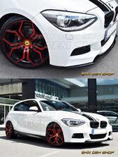 UNPAINTED PRIMED BMW F20 F21 M TECH M SPORT R STYLE FRONT LIP SPOILER
