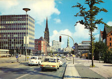 AK, Hamburg, Ost-West-Straße, belebt, um 1982
