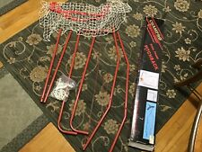 Champro  Unique Rebound Pitchback Screen 72 x 42 Inch Training Aid RED USED