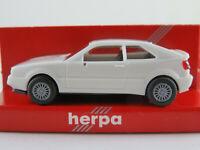 Herpa 2067 VW Corrado (1988-1995) in brillantweiß 1:87/H0 NEU/OVP