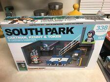 South Park Deluxe Construction Set Cartman's Basement Coon & Mysterion McFarlane
