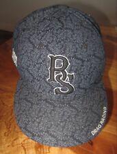 Bandimere Speedway Drag Racing Mens Baseball Cap, Hat, Black, Size 8, GUC