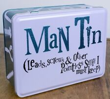 Man Tin -Bright Side -Presents Gifts For Men -Dad -Christmas Gift - Secret Santa