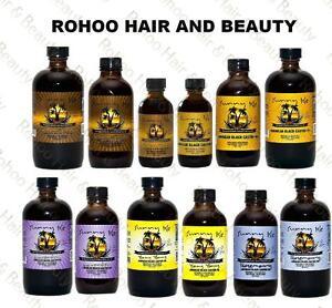 Sunny Isle Jamaican Black Castor Oil Extra Dark Original Lavender & Ylang Ylang