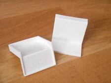 IKEA Faktum Küche Abdeck Kappe für Hänge Unter Schrank - weiss weiß