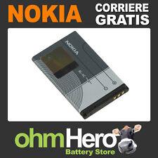 Batteria Nokia BL 4c 1202 1203 1661 1662 2220s 2650 2652 2690 3500c