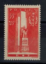 (a9) timbre France n° 395 neuf** année 1938