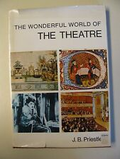 USED The Wonderful World of the Theatre by John Boynton, Priestley