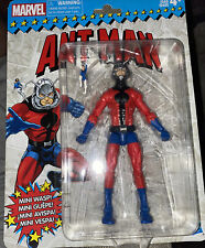 Marvel Legends Ant-Man Vintage Retro Card Collection Wave SEALED NIB w/ Wasp