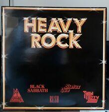 Heavy Rock Black Sabbath + Various-Rock & Metal LP album record 6498093 VERTIGO