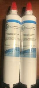 One Purify RFC 1000A Refrigerator Water Filter Cartridges {2} New Free Shipping