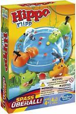 Hasbro Hippo Flipp Spass Überall Reisespiele Kompakt Gesellschaftsspiele